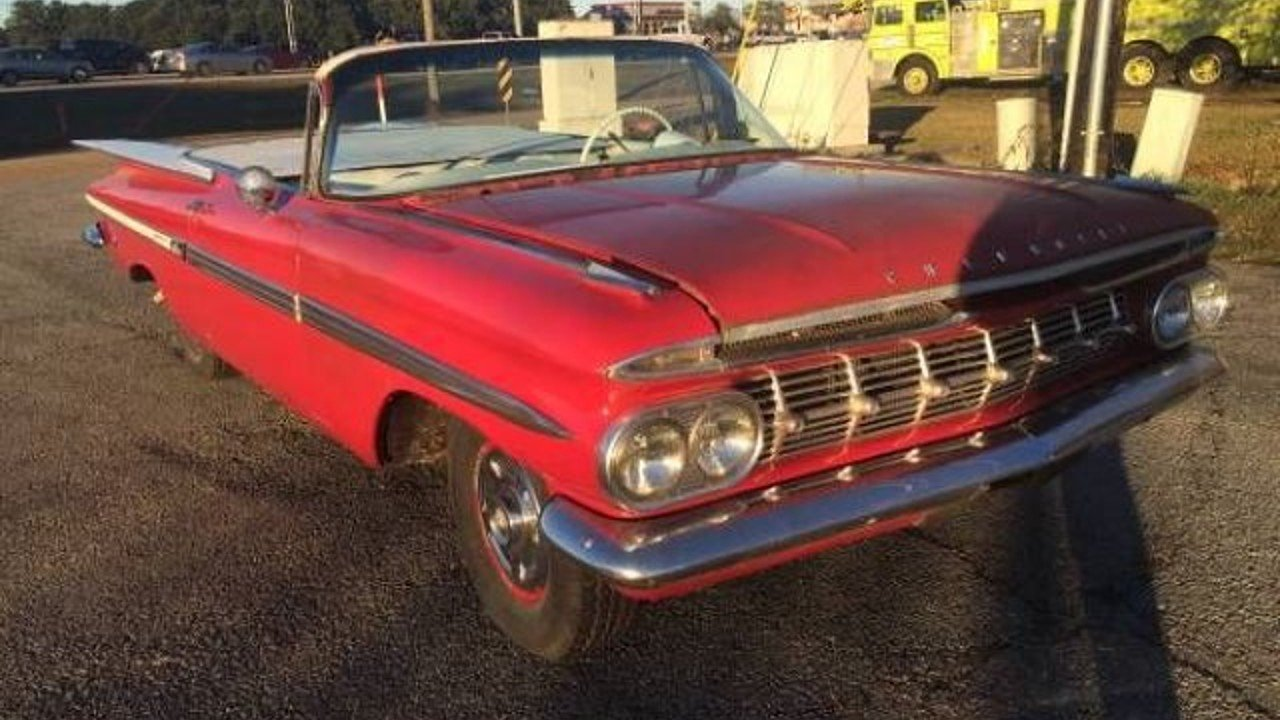 1959 Chevrolet Impala for sale 100872156