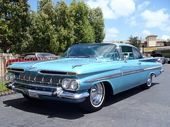 1959 Chevrolet Impala for sale 100872822