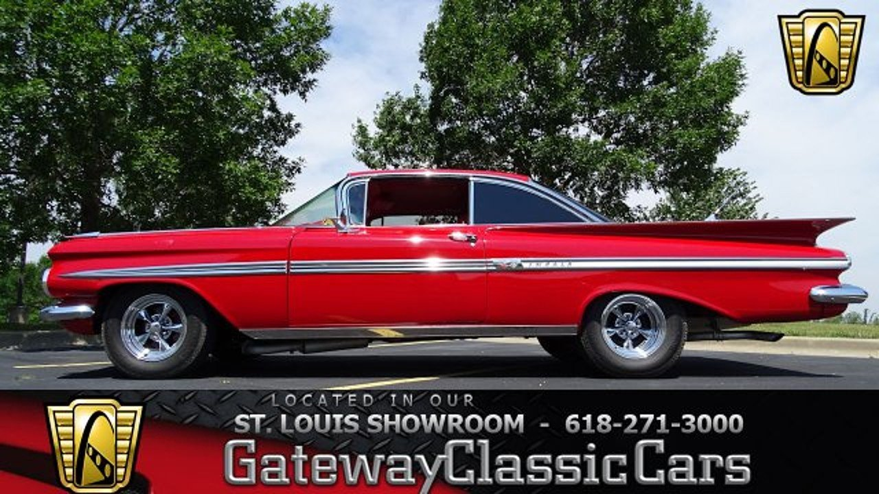 1959 Chevrolet Impala for sale 100920143