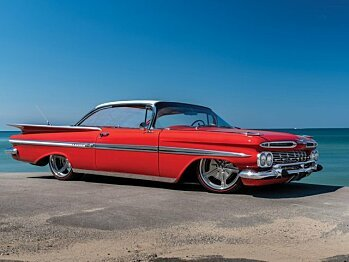 1959 Chevrolet Impala for sale 101017796