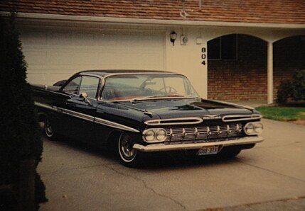 1959 Chevrolet Impala for sale 100867355