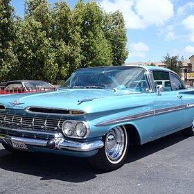 1959 Chevrolet Impala for sale 100872822