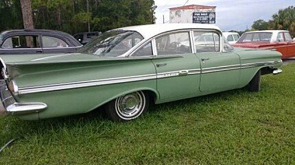 1959 Chevrolet Impala for sale 100893985