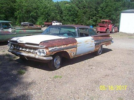 1959 Chevrolet Impala for sale 100907051