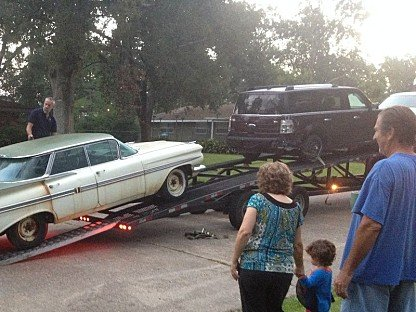 1959 Chevrolet Impala for sale 100914450