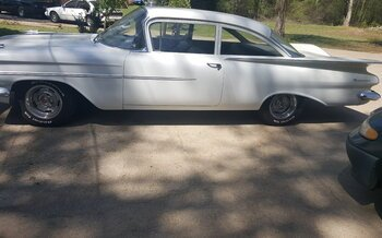 1959 Chevrolet Impala Coupe for sale 100957690