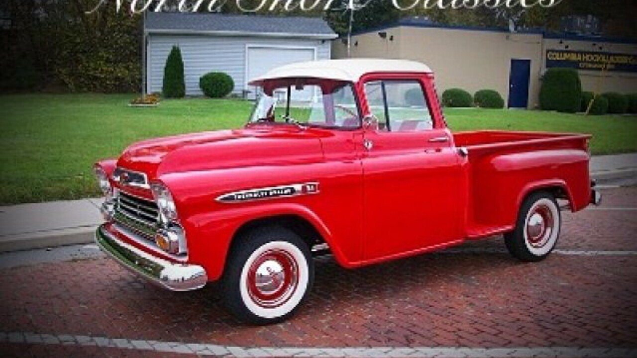1959 Chevrolet Other Chevrolet Models for sale 100928858