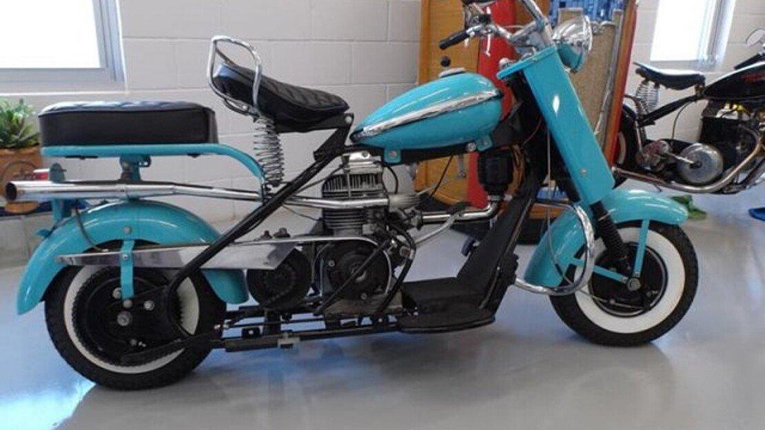 1959 Cushman Eagle for sale 200642811