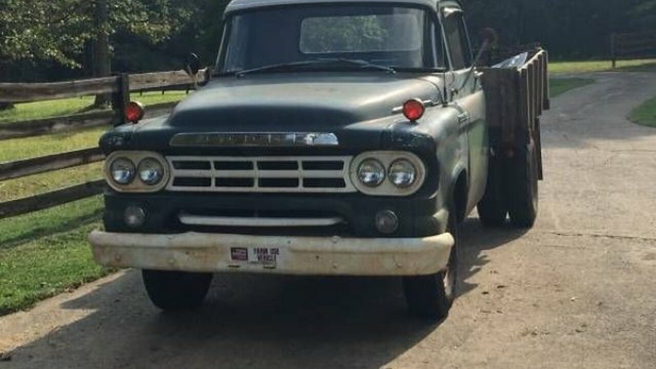 1959 Dodge D/W Truck for sale 100857279