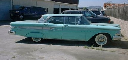 1959 Edsel Corsair for sale 100824383
