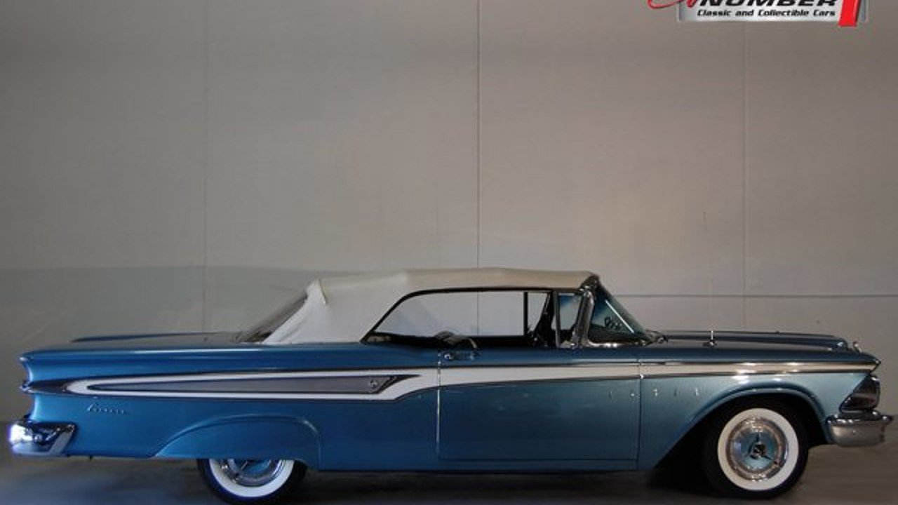 1959 Edsel Corsair for sale 100987410