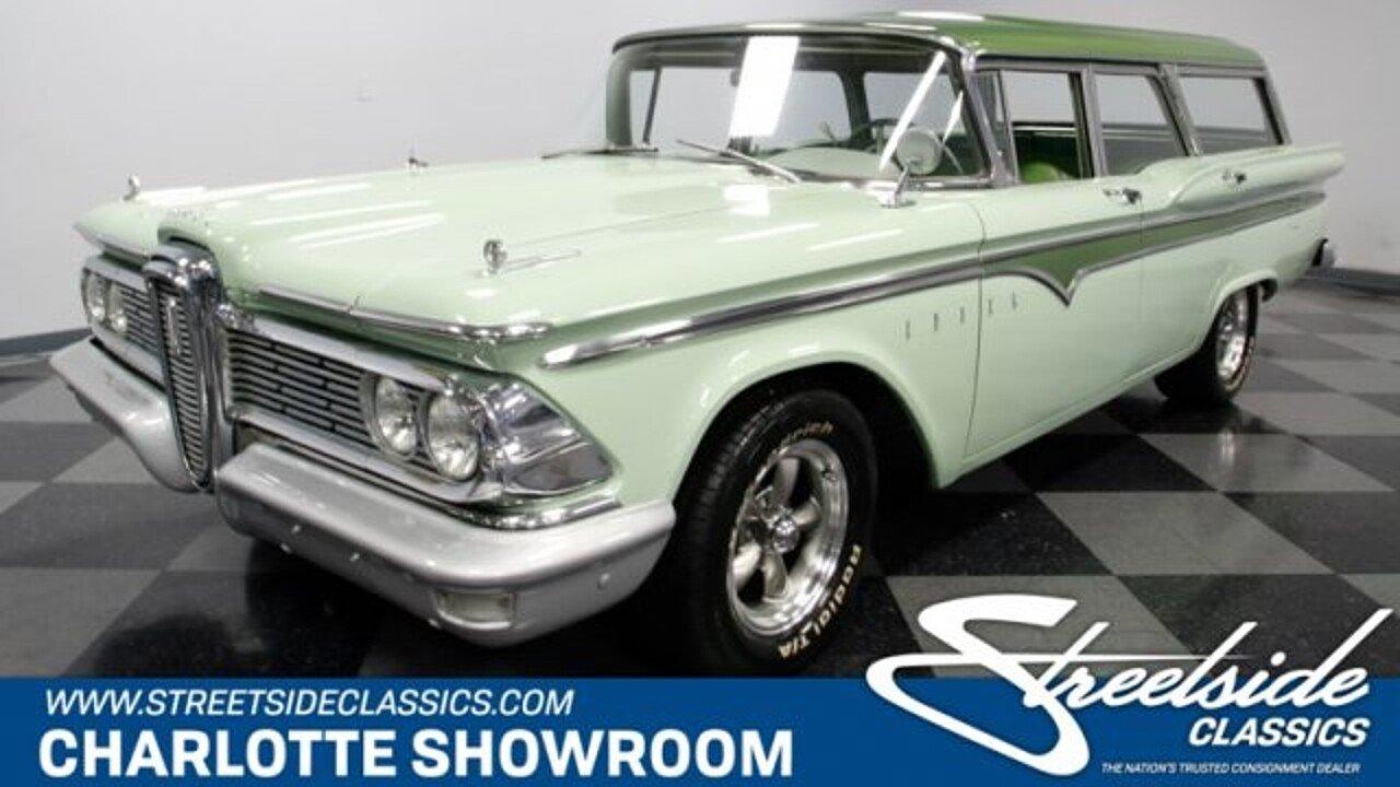 1959 Edsel Villager For Sale 100978701