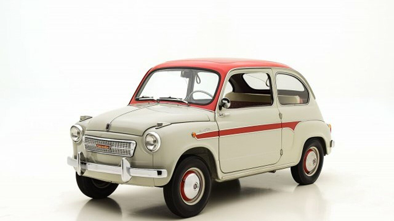 1959 FIAT 600 for sale 100880874