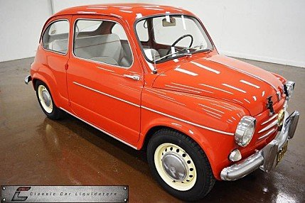 1959 FIAT 600 for sale 100879985