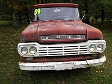 1959 Ford F100 for sale 100824259
