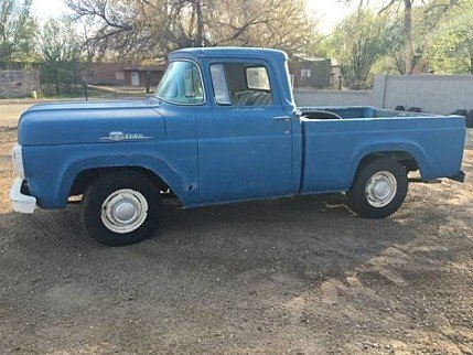 1959 Ford F100 for sale 100824313