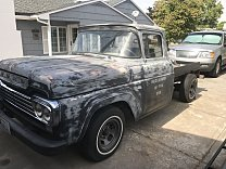 1959 Ford F100 2WD Regular Cab for sale 100926155