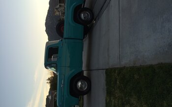 1959 Ford F100 2WD Regular Cab for sale 100967490