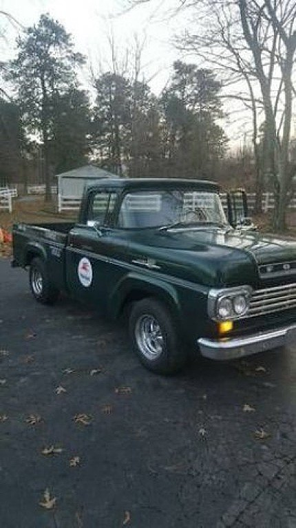 1959 Ford F100 for sale 100968722