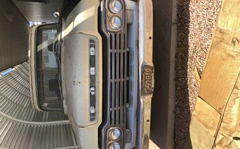 1959 Ford F100 2WD Regular Cab for sale 101001011
