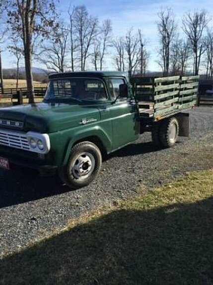 1959 Ford F350 for sale 100852293