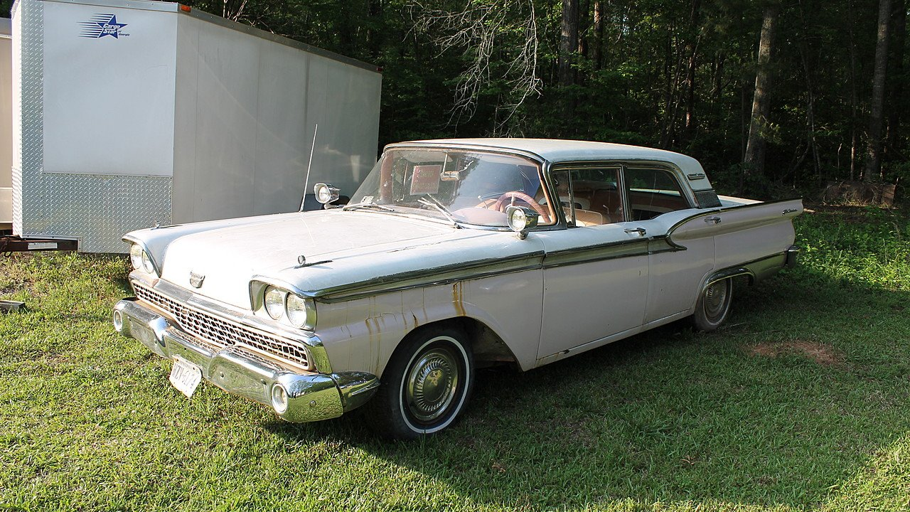 1959 Ford Fairlane for sale 100877425