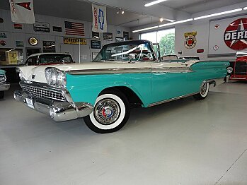 1959 Ford Galaxie for sale 100726780