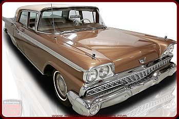 1959 Ford Galaxie for sale 100890288