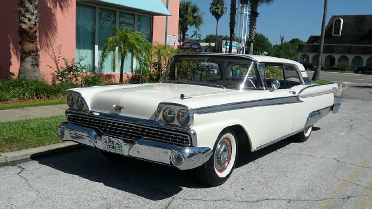 1959 Ford Galaxie for sale near Clearwater, Florida 33755 - Classics ...