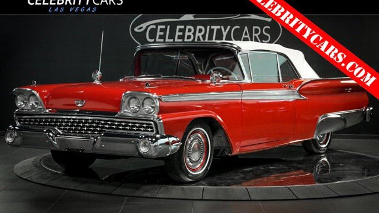 1959 Ford Galaxie for sale near Las Vegas, Nevada 89139 - Classics ...