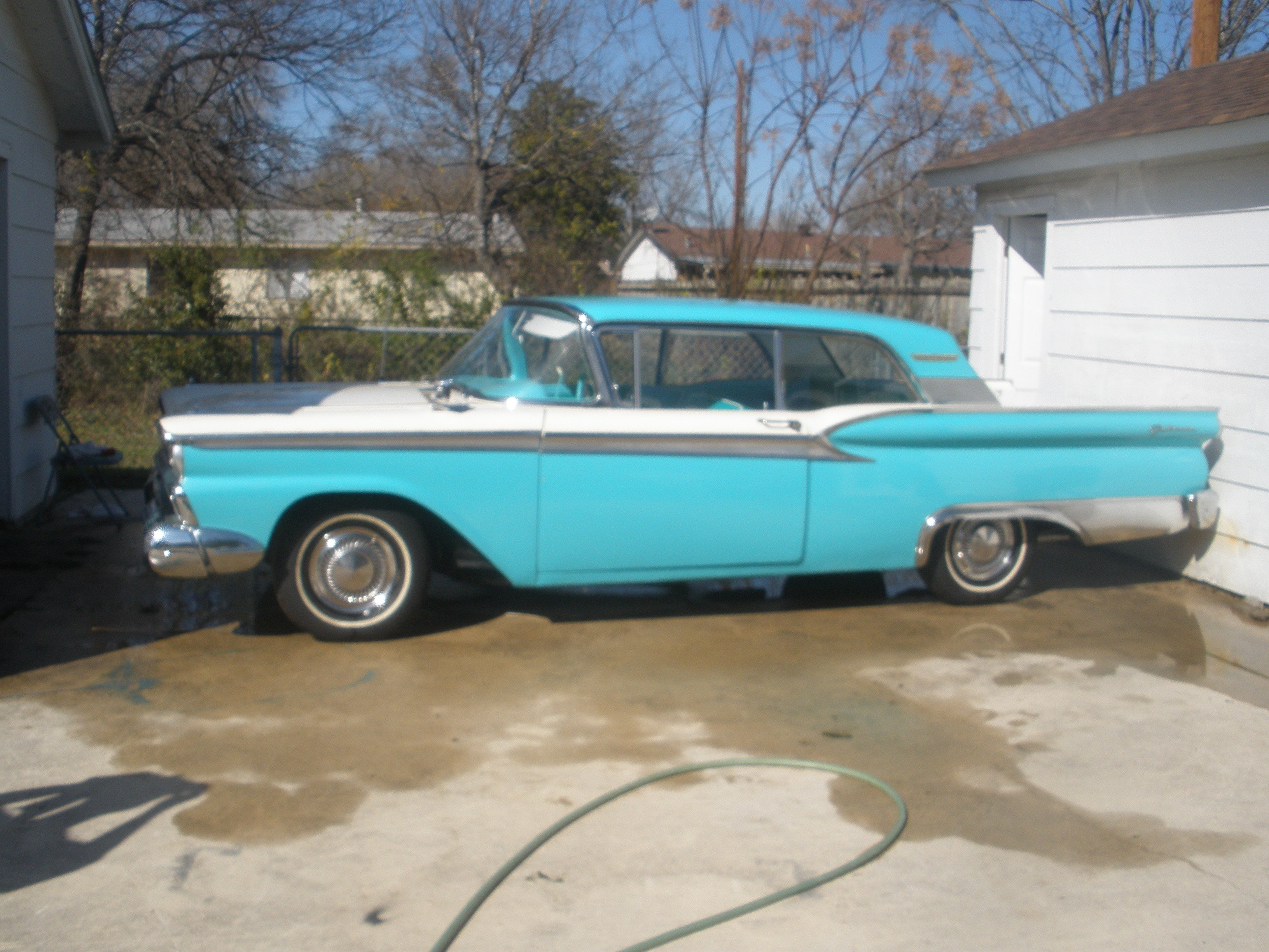 1959 Ford Galaxie for sale 100876169