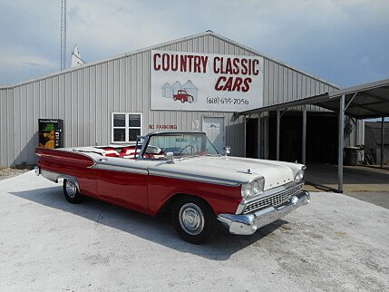 1959 Ford Galaxie for sale 100887443