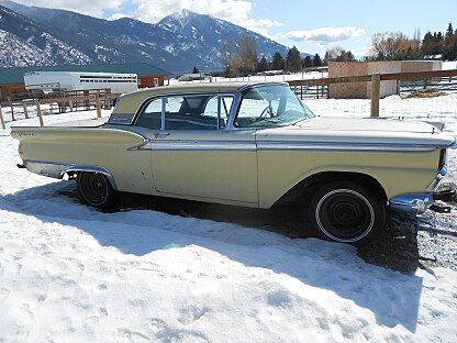 1959 Ford Galaxie for sale 100976299