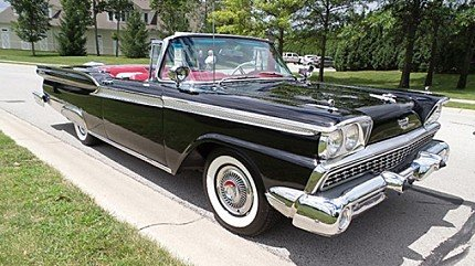 1959 Ford Galaxie for sale 100894537