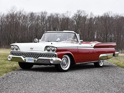1959 Ford Galaxie for sale 100995307