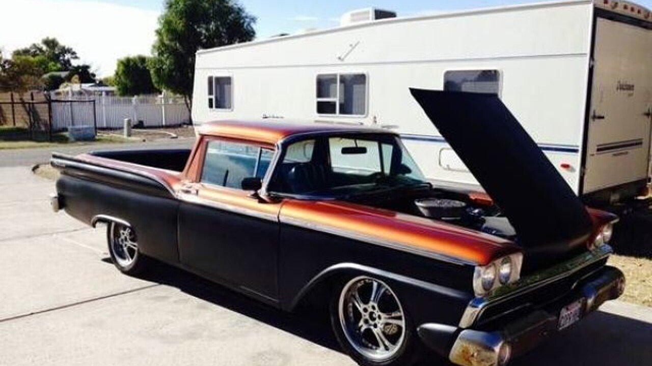 1959 Ford Ranchero for sale near Cadillac, Michigan 49601 ...