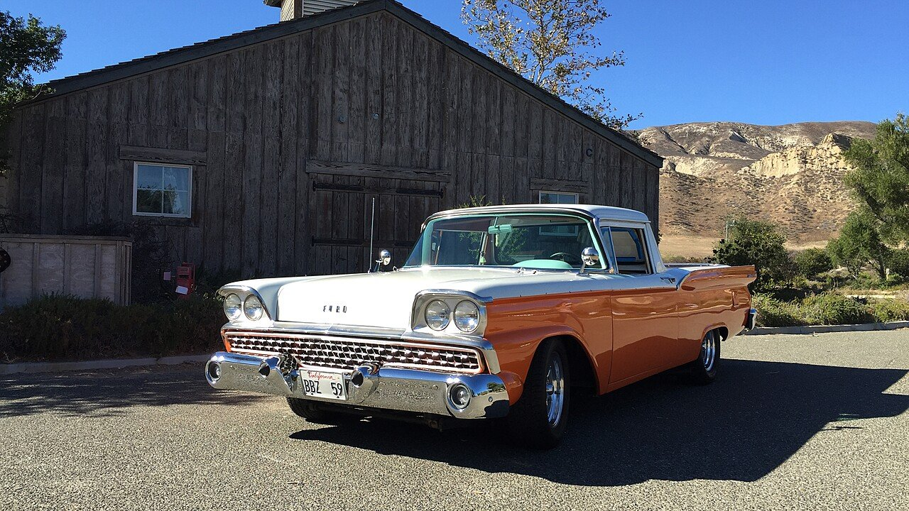 1959 ford ranchero for sale 100891859