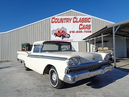 1959 Ford Ranchero for sale 100934626