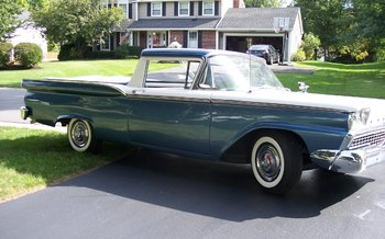 1959 Ford Ranchero for sale 100827607