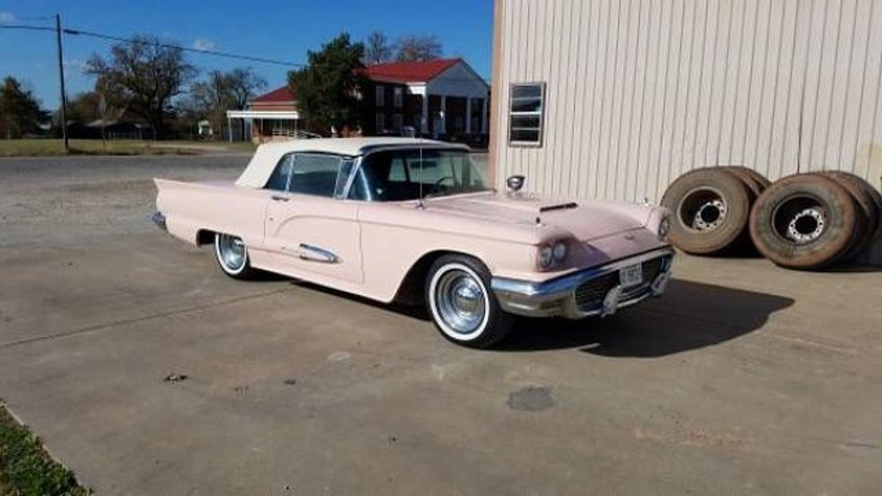 1959 Ford Thunderbird for sale 100853969