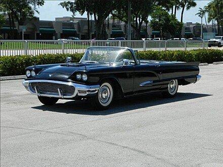 1959 Ford Thunderbird for sale 101009576