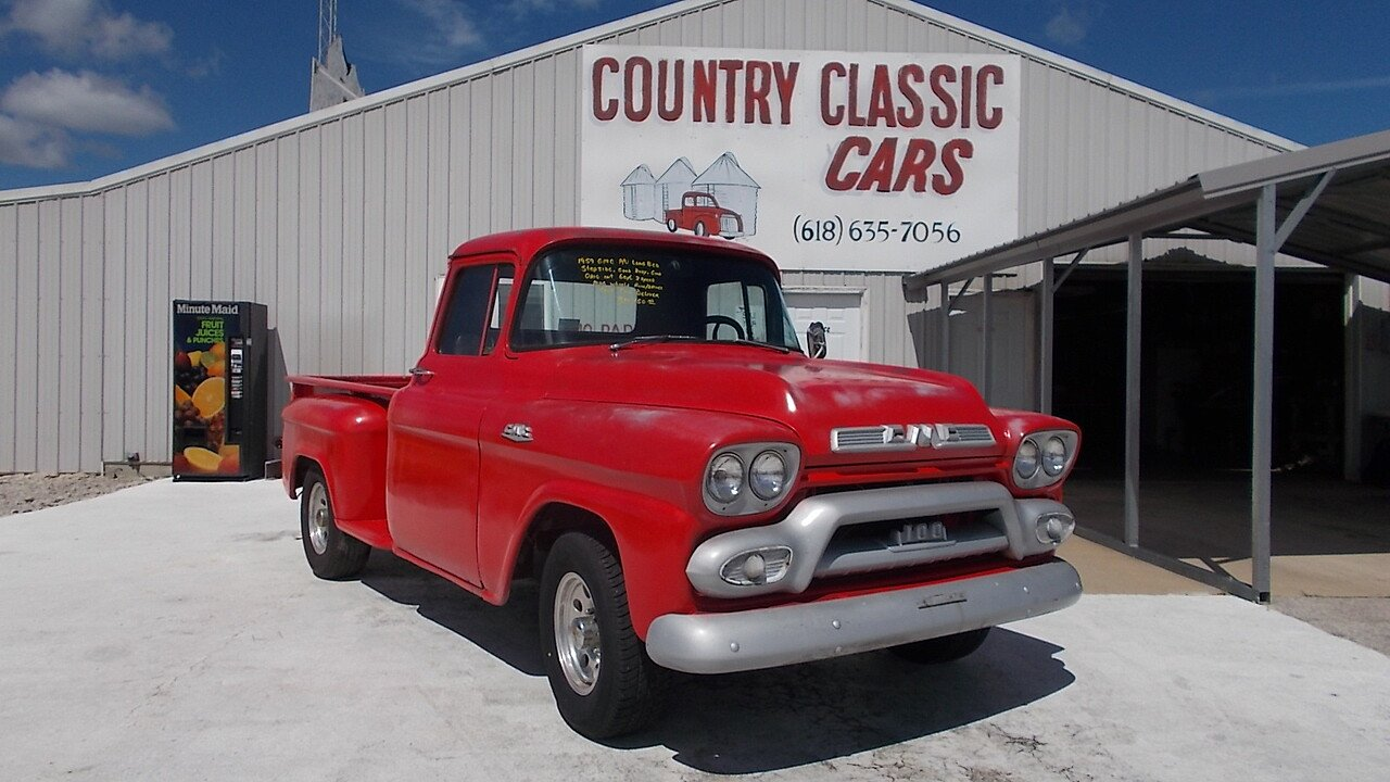 1959 GMC Pickup for sale 100794121