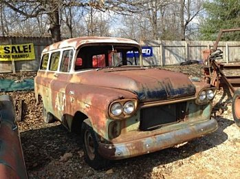 1959 GMC Suburban for sale 100824286