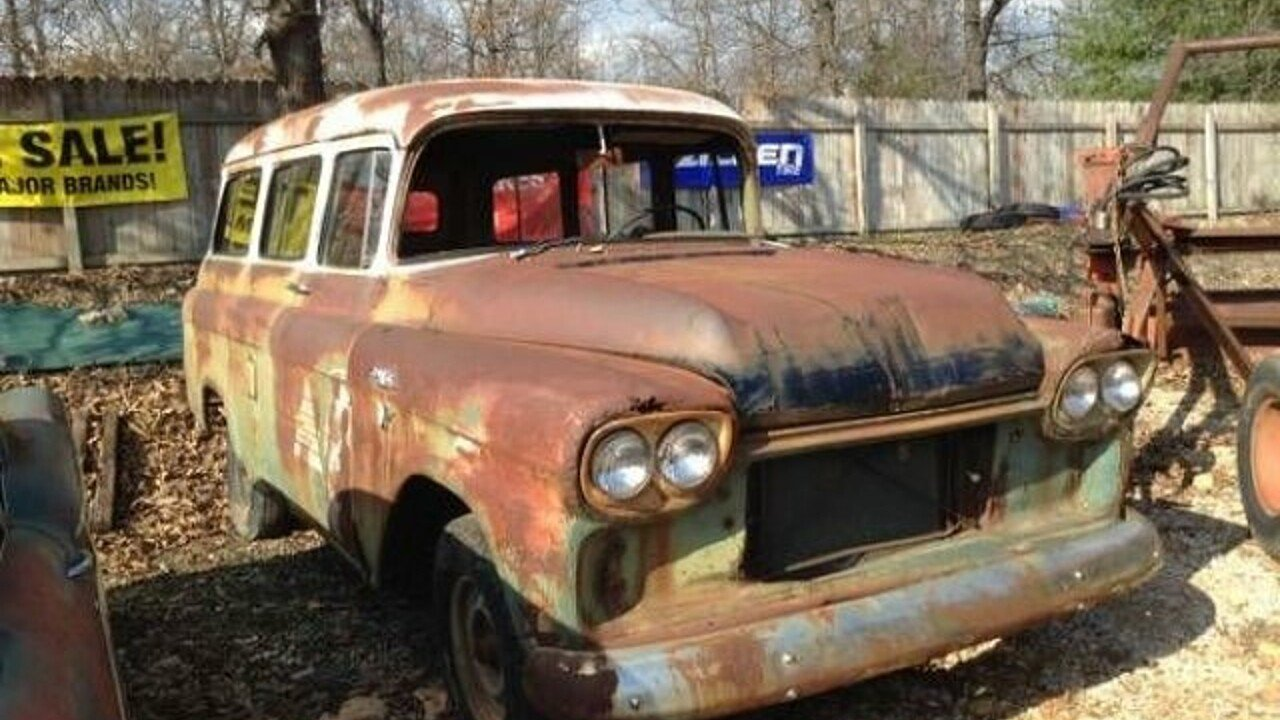 1959 GMC Suburban for sale near Cadillac, Michigan 49601 - Classics ...