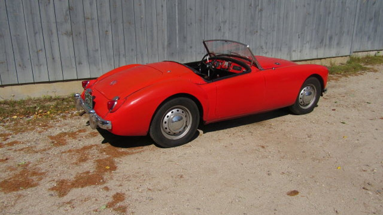 1959 MG MGA for sale near Freeport, Maine 04032 - Classics on Autotrader