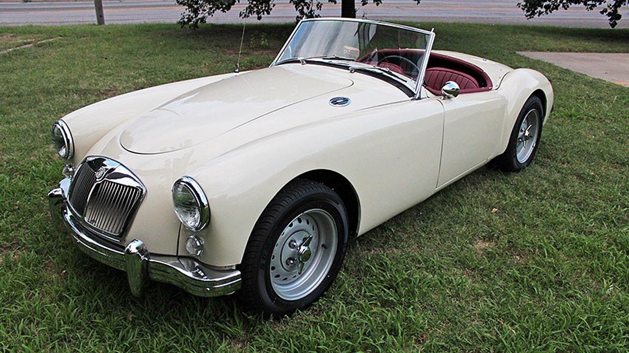 1959 MG MGA for sale near Golden Valley, Minnesota 55426 - Classics ...