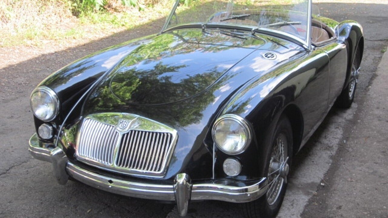 1959 MG MGA for sale near Stratford, Connecticut 06615 - Classics on ...