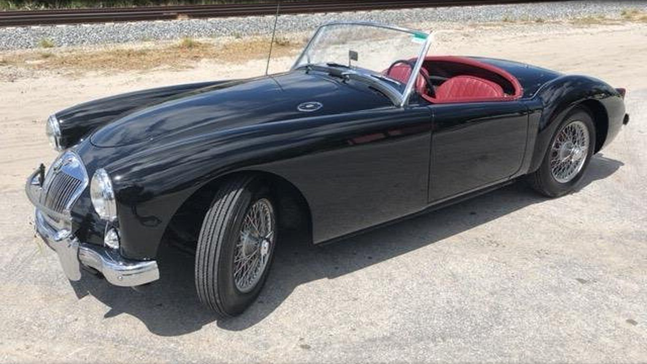 1959 MG MGA for sale near Delray Beach, Florida 33483 - Classics on ...