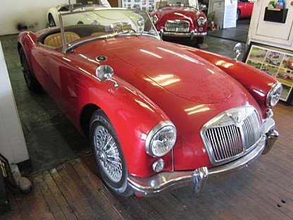 1959 MG MGA for sale 101000278