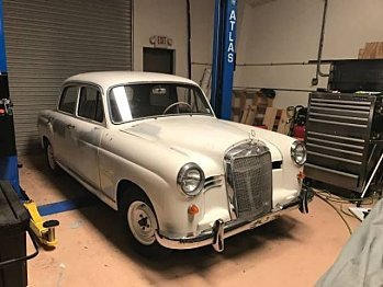 1959 Mercedes-Benz 190 for sale 100947480